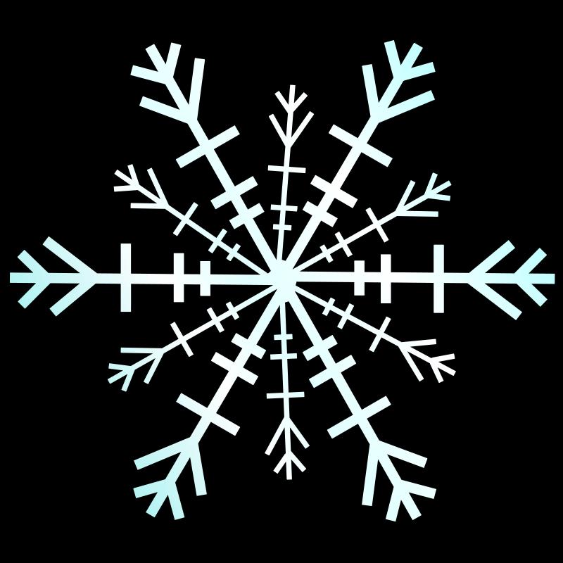 800x800 Snow Clipart Snowflake