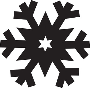 300x295 Free Snowflake Clipart Image 0071 0812 1516 5754 Computer Clipart