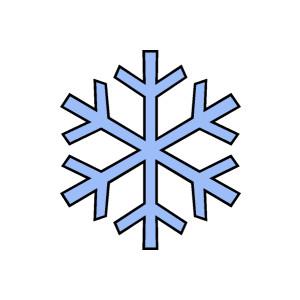 300x300 Snow Clipart Flake