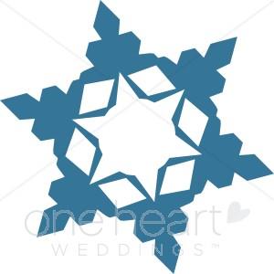 300x300 Clipart Star Snowflake Snowflake Wedding Clipart