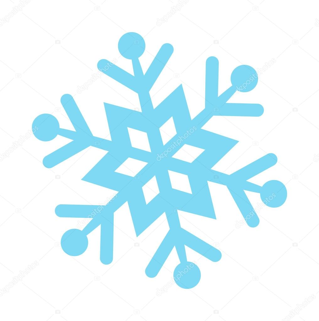 1016x1023 Blue Snowflake Stock Vector Zzve