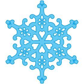 280x280 Paper Snowflake Clipart, Explore Pictures