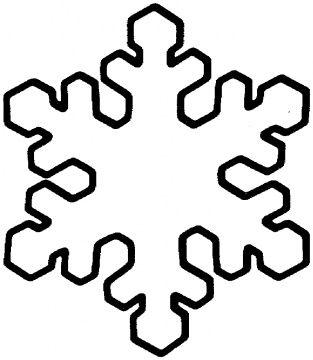 313x360 Best Snowflake Cutouts Ideas Snowflake Pattern
