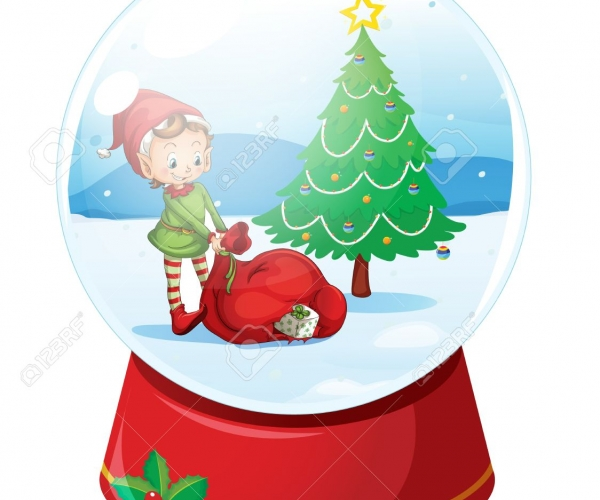 600x500 Distinctive Charlie Snow Global Shakeup To Smashing A Snow Globe