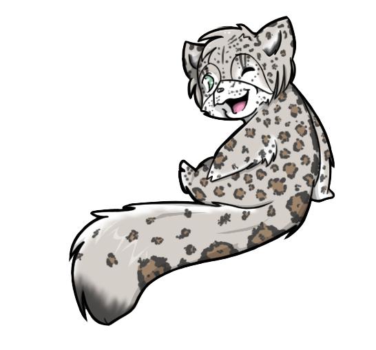 546x508 Snow Leopard Tasmahou
