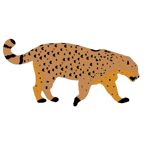 508x508 Snow Leopard Clipart Angry