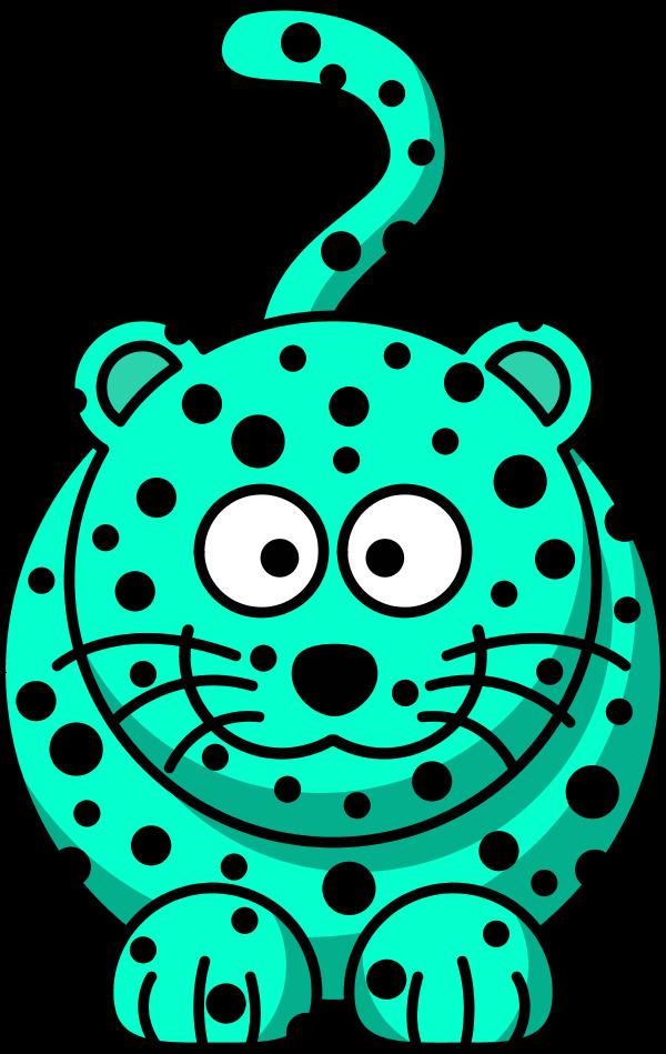 600x949 Snow Leopard Clipart Cartoon