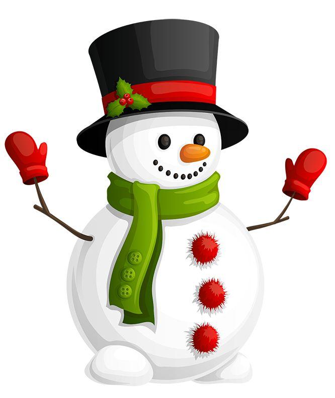 Snow Man Pictures