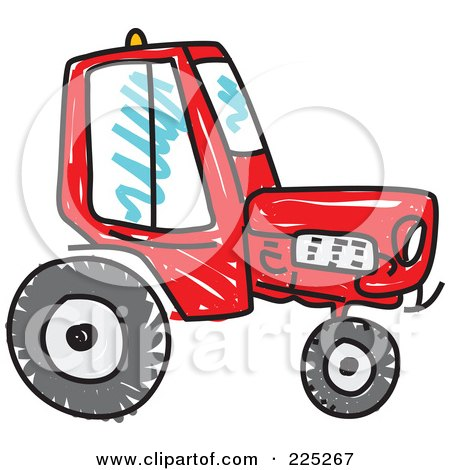 450x470 Royalty Free (Rf) Plowing Clipart, Illustrations, Vector Graphics