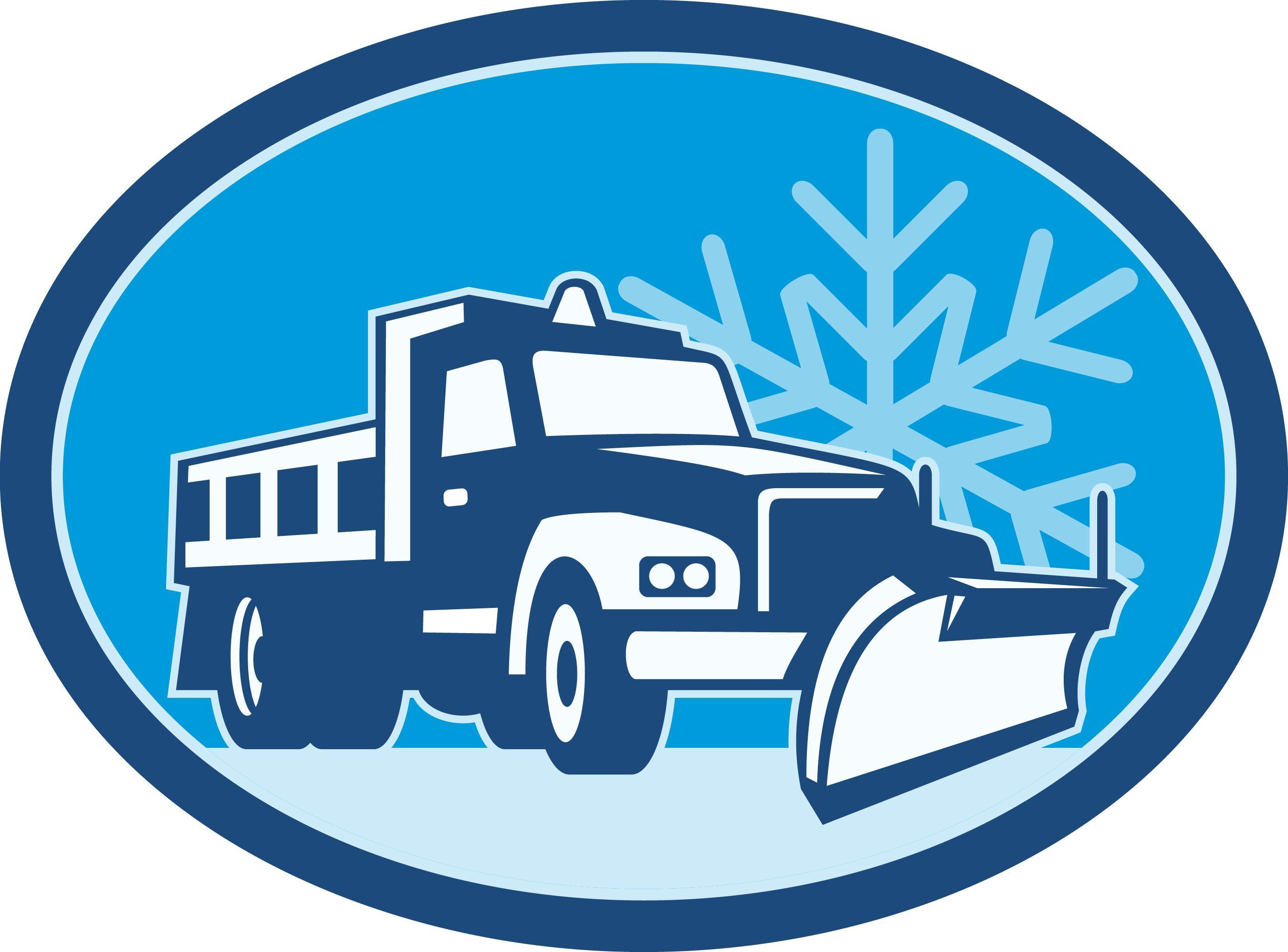2808x2075 Best Free Logo Snow Plow Truck Frnt File