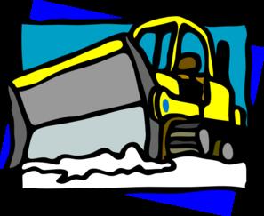 297x243 Snow Plow Clip Art
