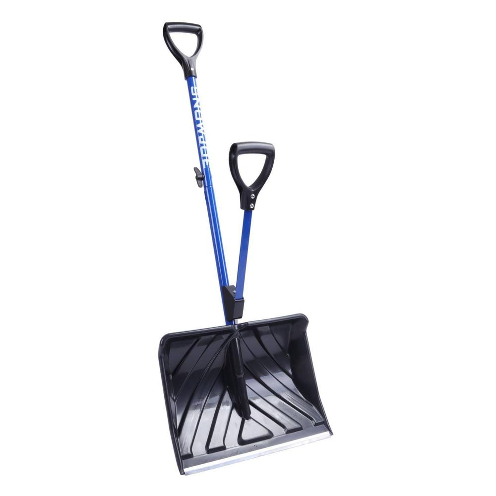 1000x1000 Snow Joe Shovelution Back Saving Snow Shovel W Spring Assist Handle