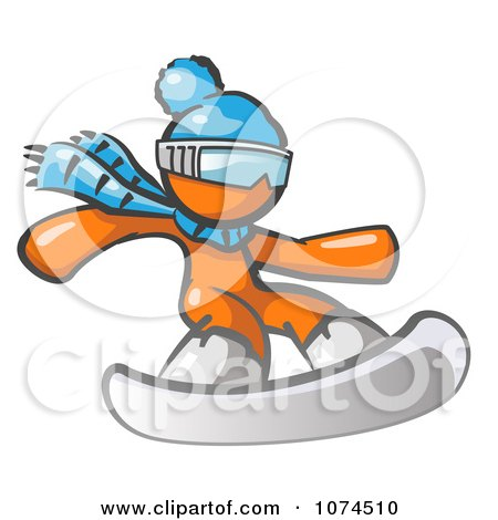 450x470 Royalty Free (Rf) Clipart Of Snowboarders, Illustrations, Vector
