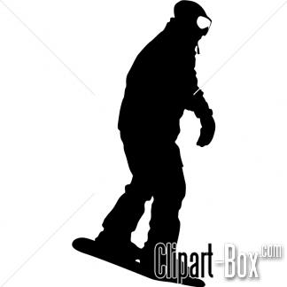 324x324 Snowboard Clipart