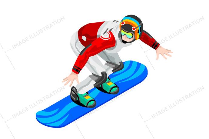690x459 Snowboarder Clipart Winter Sports