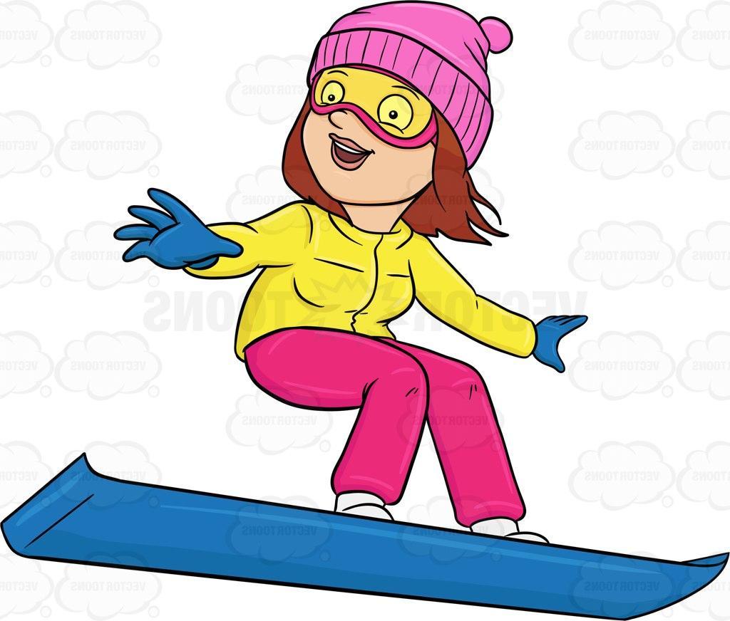 1024x872 Best Free Snowboarding Clipart Cartoon Photos