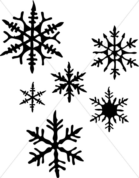 480x612 Extremely Green Snowflake Snowflake Images