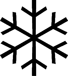 237x266 Filesnowflake Black.png