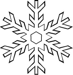 236x242 Snowflake Cliparts White 260057
