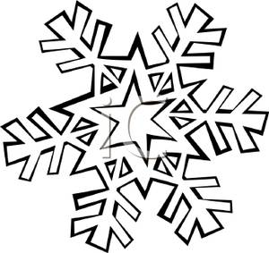 300x283 White Snowflake Clipart, Explore Pictures