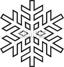 220x229 Winter Coloring Pages Snowflakes Clip Art Black And White Winter