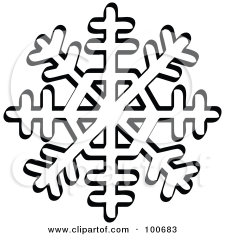 450x470 Black And White Winter Clipart