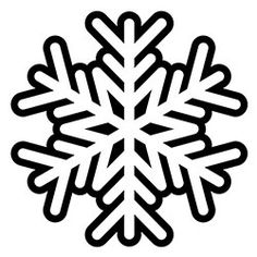 236x236 Snowflake Background Clip Art FREE Christmas Snowflake Clipart