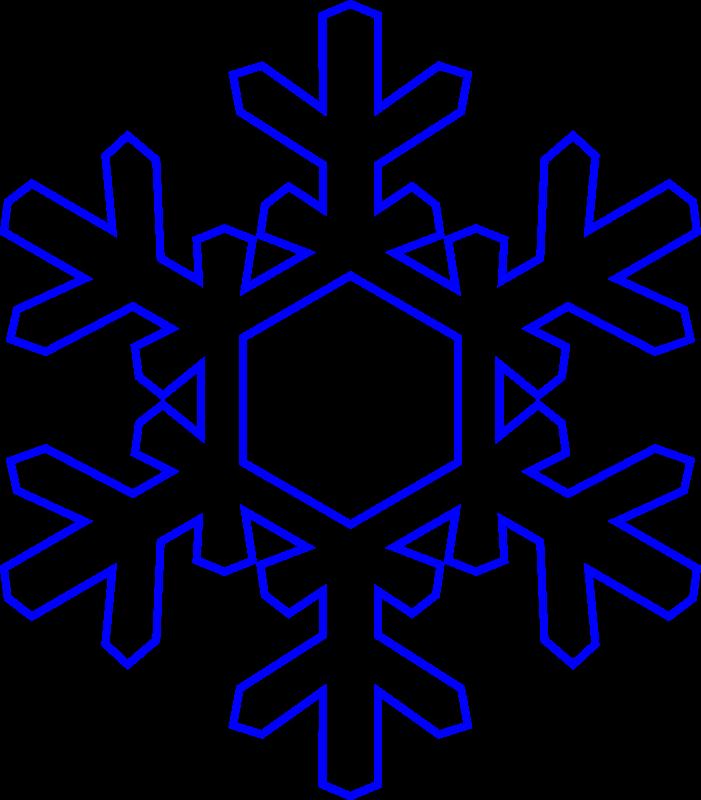 701x800 Snowflake S Clip Art Clipart Panda
