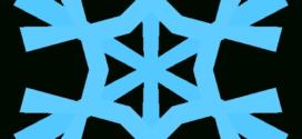 272x125 Snowflake Clipart Transparent Background 101 Clip Art
