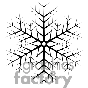 300x300 7 Best Images Of Snowflake Border Clip Art