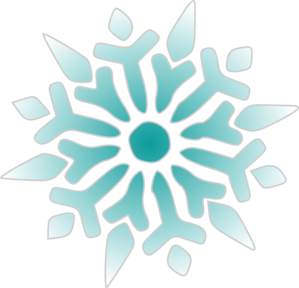 299x288 Snowflake PNG, SVG Clip art for Web