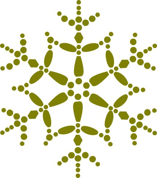 522x593 Gold Snowflake Clip Art Golden Snowflake Clip Art