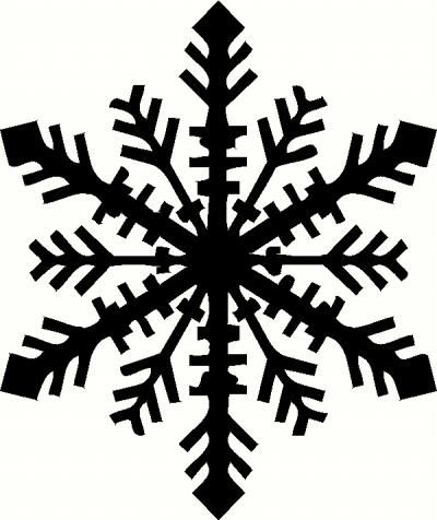 400x476 Best Snowflake Stencil Ideas Snow Flakes Diy