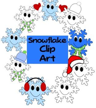 311x350 Winter Clip Art Snowflake
