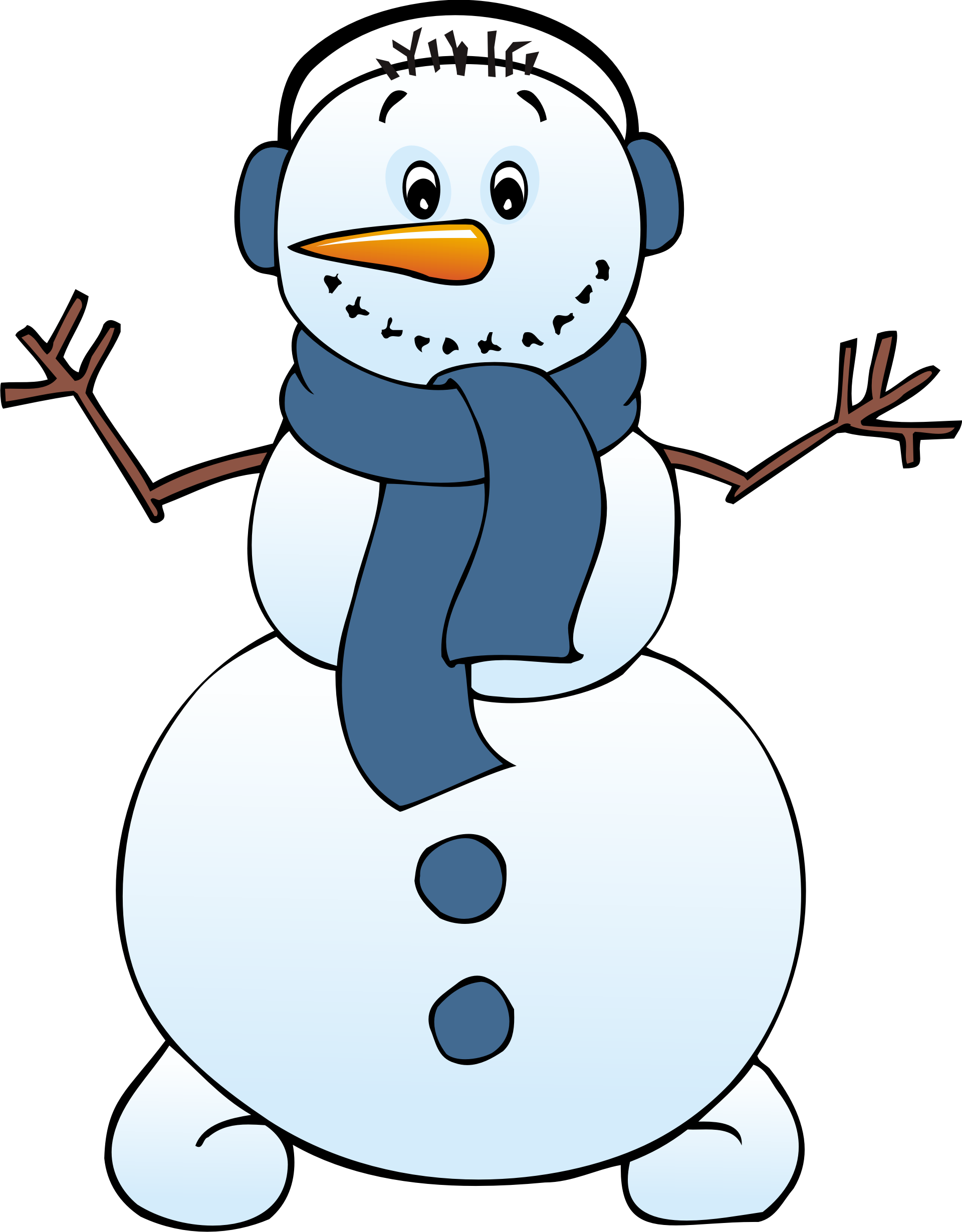 1920x2459 Free Winter Clip Art Images