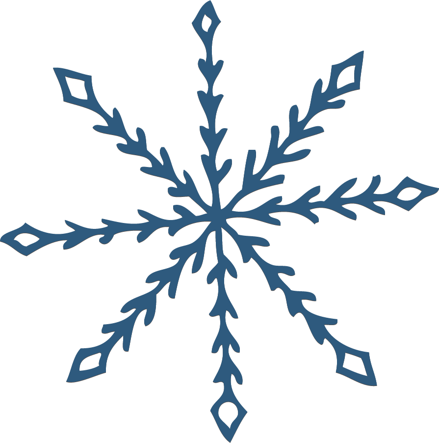 895x902 Line Clipart Snowflake