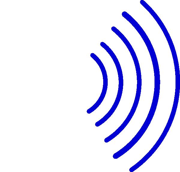 600x572 Radio Waves Clip Art