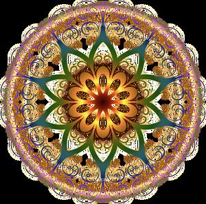 300x297 755 flourish clip art images Public domain vectors