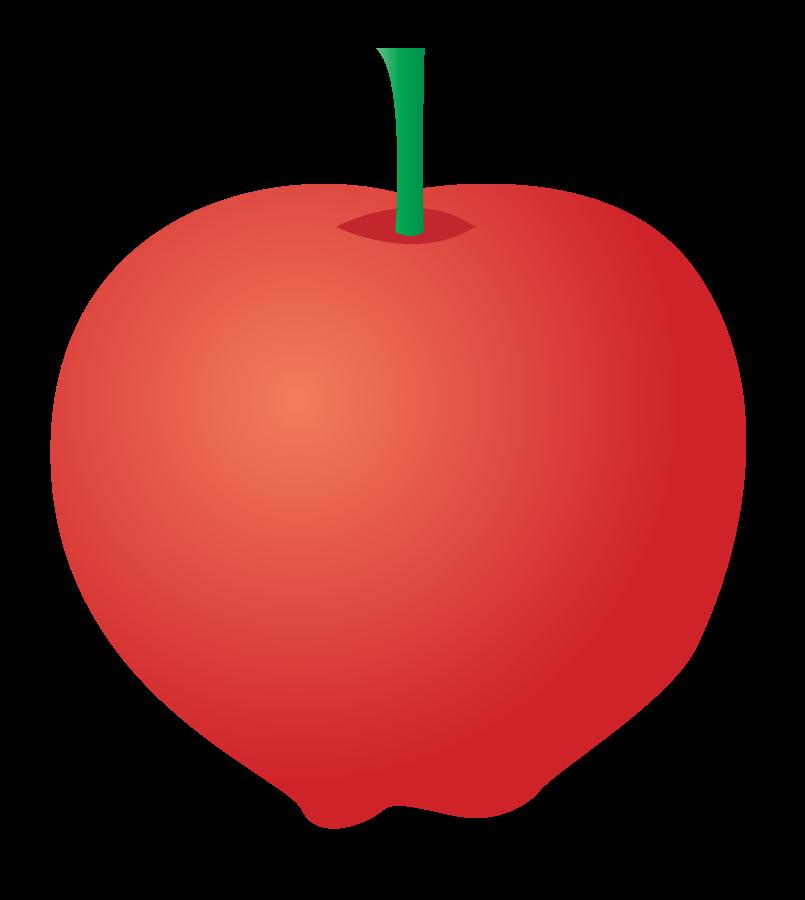 805x900 Large Apple Clip Art (51+)
