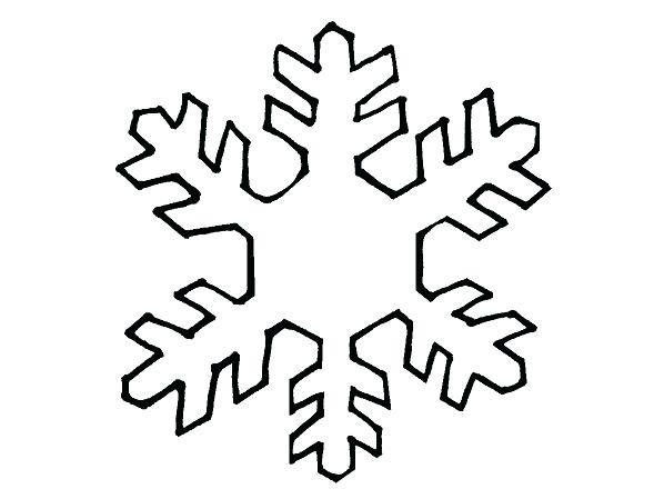 598x449 Printable Snowflake Mandala Coloring Pages 4 To Print