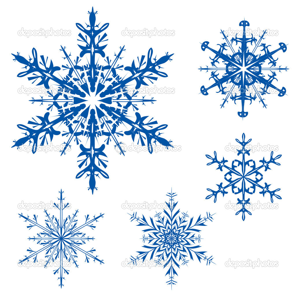 1024x1024 Snowflake Silhouette Snowflake Clipart Simple 1024 x 1024 jpeg