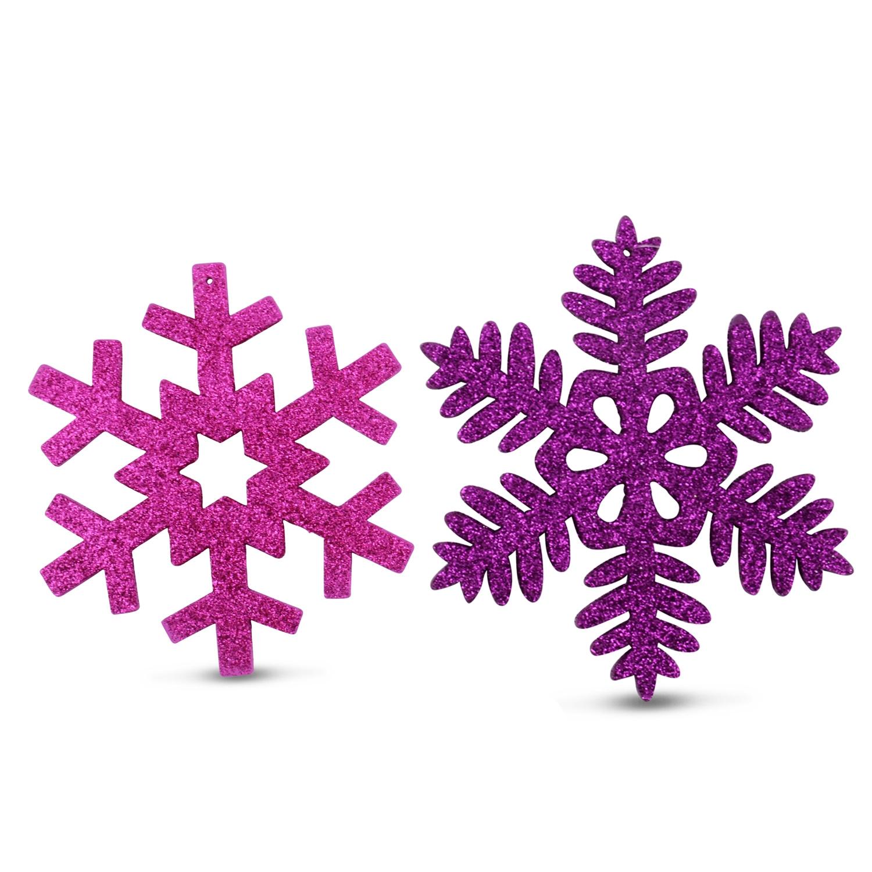 1500x1500 Hanging Snowflake Decorations Stylish Hanging Snowflake