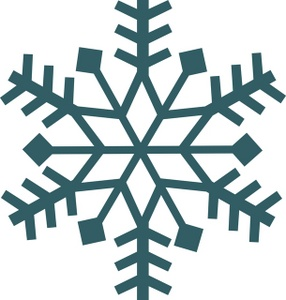 286x300 Free Snowflake Clipart Transparent Background Clipart Panda