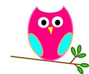 298x249 Owl Clipart No Background