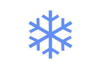 350x242 Simple Snowflake Clipart No Background