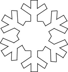 236x251 Snowflakes Coloring Pages Christmas, Christmas Snowflakes