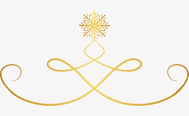 650x400 Golden Curve Snowflake, Golden Curve, Fresh Snowflake, Atmospheric