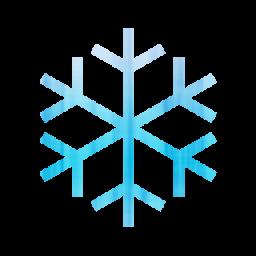 256x256 Snowflake (45)
