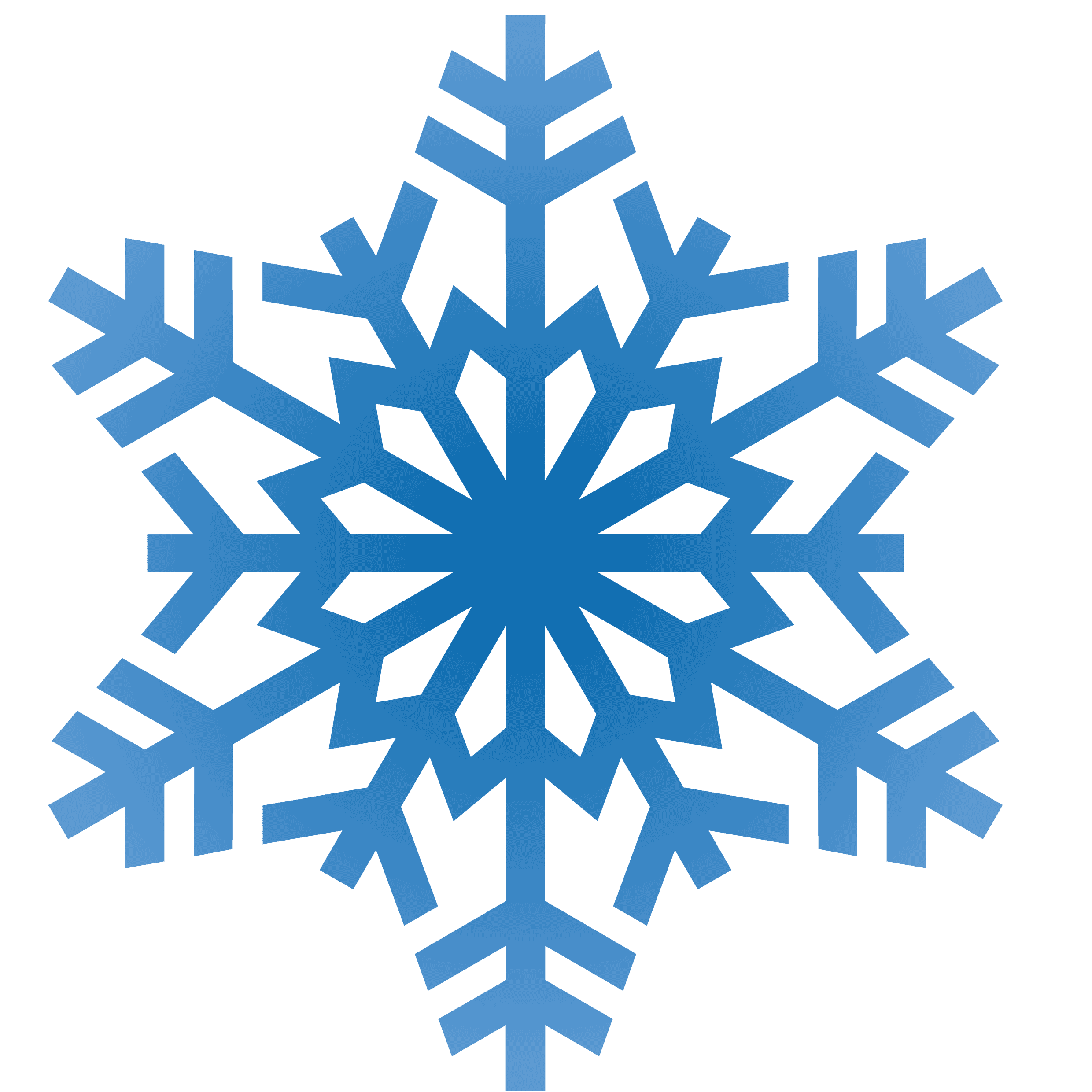 2480x2480 Snowflakes PNG Images Transparent Free Download
