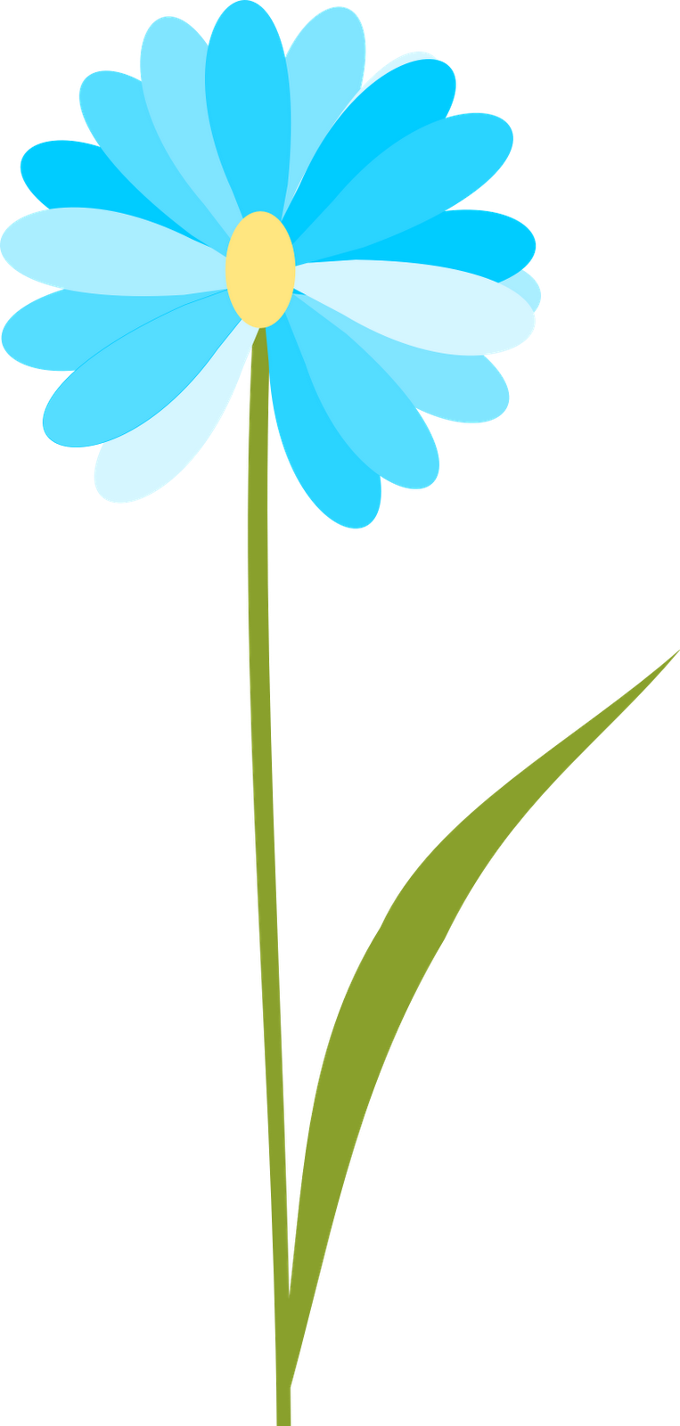 763x1600 Flower With Transparent Background Clipart